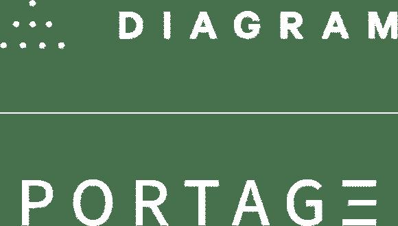 Diagram Portage Logo